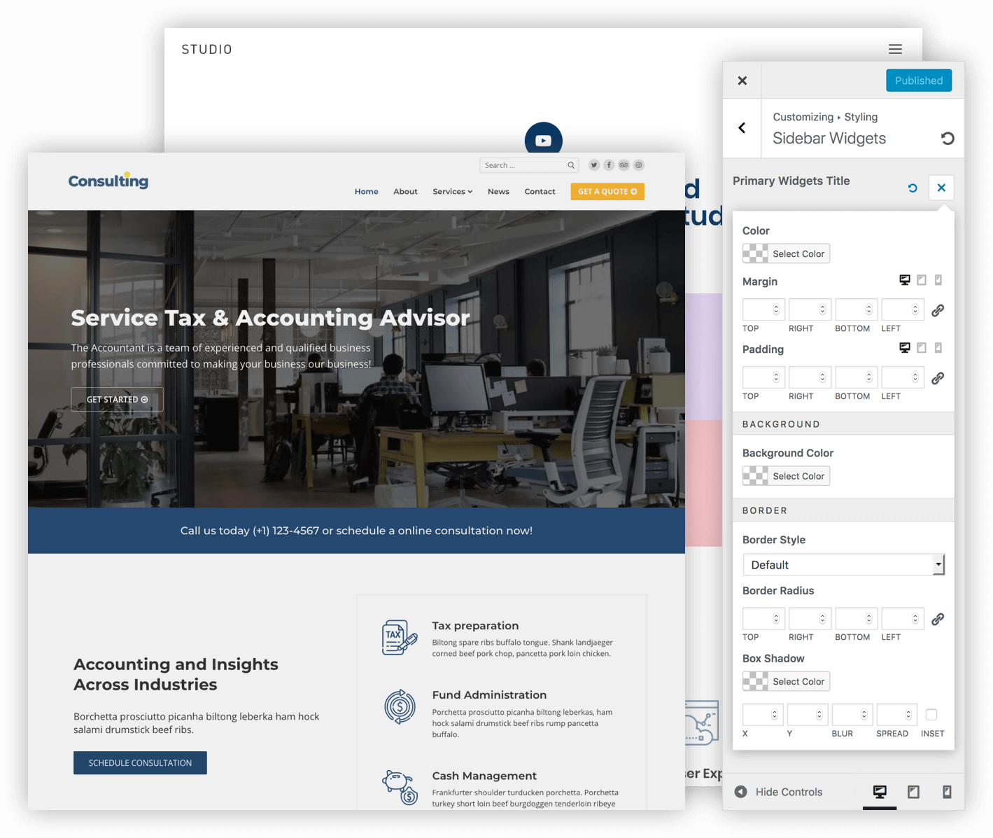 Introducing Customify - The Most Customizable WordPress
