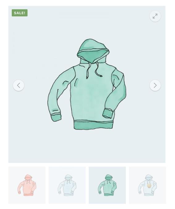 WooCommerce Gallery Slider – PressMaximum